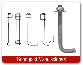 anchor bolts manufacturer exporter in india punjab j-bolts l-bolts